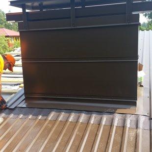 dūmvada apdare, iestrāde segumā